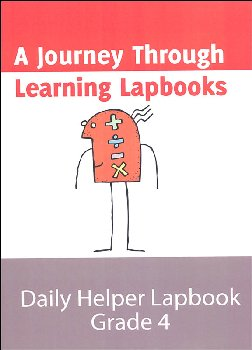 Daily Helper Grade 4 Math Lapbook pdf (on CD ROM)