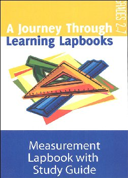 Measurement Lapbook pdf (on CD ROM)