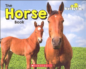 Horse Book (Side by Side)