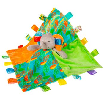 Taggies Character Blanket - Little Leaf Elephant