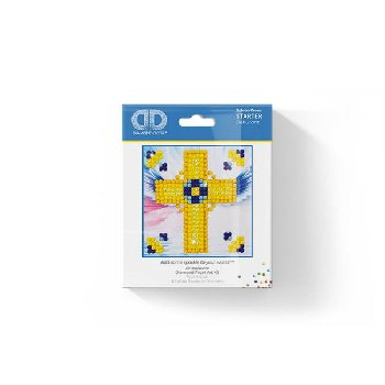 Golden Cross Diamond Dotz Kit (Starter)