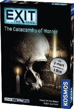 Catacombs of Horror (Exit the Game)