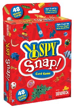 I SPY Snap! Card Game