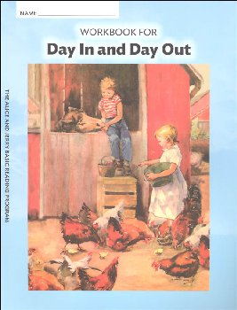 Workbook for Day In and Day Out Grade 1 (Alice and Jerry Basic Reading Program)