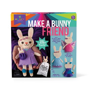 Craft-tastic Make a Bunny Friend Kit