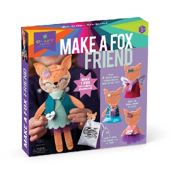 Craft-tastic Make a Fox Friend Kit