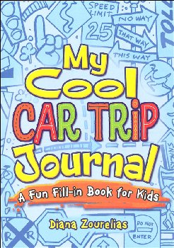 My Cool Car Trip Journal (My Journals)