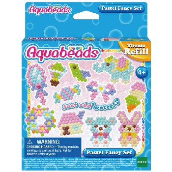Aquabeads Pastel Fancy Set