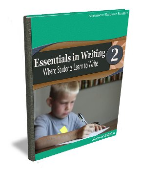 Essentials in Writing Level 2 Assessment/Resource Booklet 2nd Edition