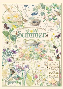 Country Diary: Summer Seasons Puzzle (1000 piece)