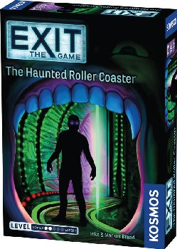 Haunted Roller Coaster (Exit the Game)