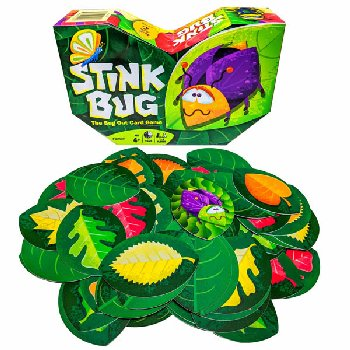 Stink Bug: The Bug Out Card Game