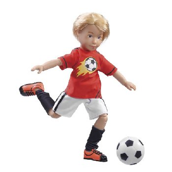 Michael Soccer Ace (includes doll)