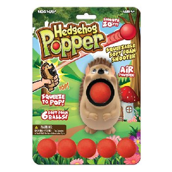 Hedgehog Popper