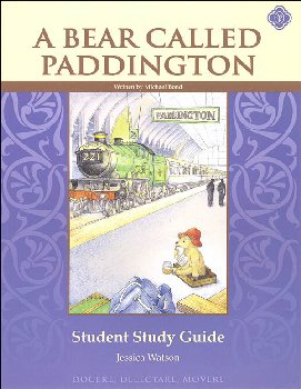 Bear Called Paddington Student Guide (Charter Edition)