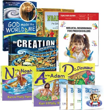Biblical Beginnings Preschool Essentials