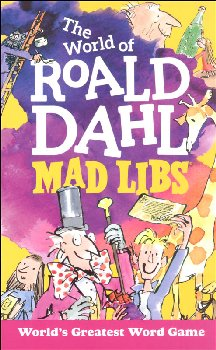 World of Roald Dahl Mad Libs