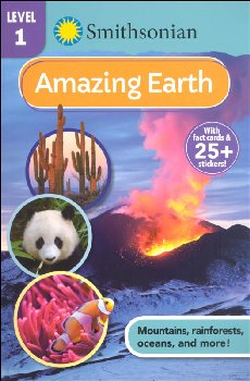 Amazing Earth (Smithsonian Reader Level 1)
