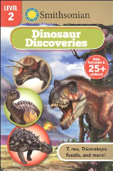 Dinosaur Discoveries (Smithsonian Reader Level 2)
