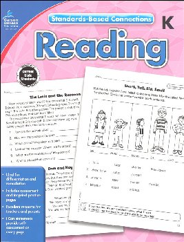 Standards-Based Connections: Reading - Grade K