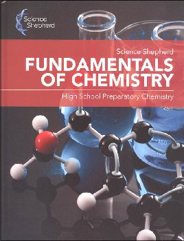 Science Shepherd Fundamentals of Chemistry Textbook