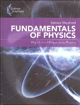 Science Shepherd Fundamentals of Physics Textbook