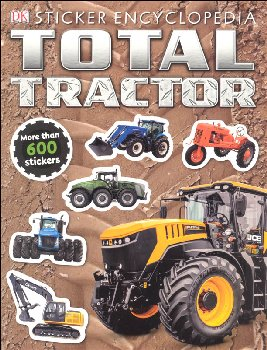 Sticker Encyclopedia: Total Tractor