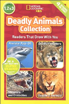 Deadly Animals Collection (National Geographic Readers)