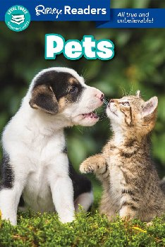 Pets (Ripley Readers Level 3)