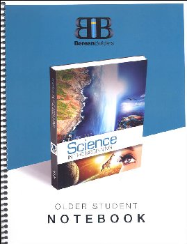 Older Student Notebook for Science in the Beginning