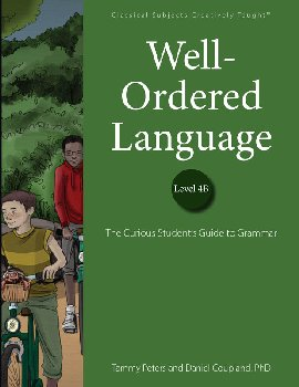 Well-Ordered Language Level 4B Student Book