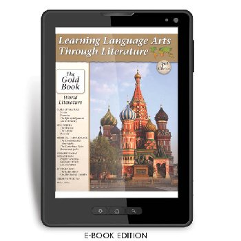 Learning Language Arts Through Literature Gold - World Literature (3rd Edition) e-book