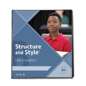 Structure and Style for Students: Level B Binder