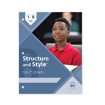 Structure and Style for Students: Year 1 Level B Student Packet only