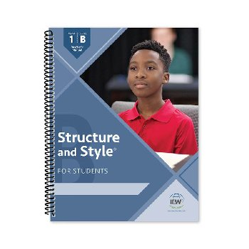 Structure and Style for Students: Year 1 Level B Teacher's Manual only