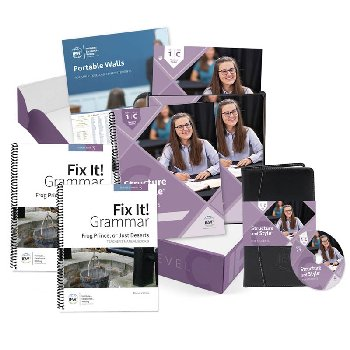 Structure and Style for Students: Year 1 Level C Basic Plus Set (DVDs)