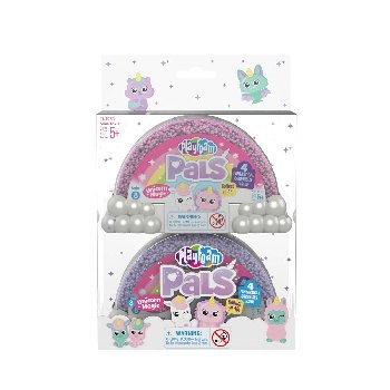 Playfoam Pals S8 Unicorn Magic 2-Pack