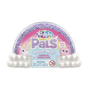 Playfoam Pals S8 Unicorn Magic 6-Pack
