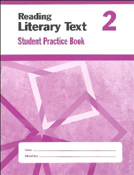 Reading Literary Text Grade 2 - Individual Student Workbook