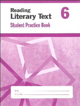 Reading Literary Text Grade 6 - Individual Student Workbook