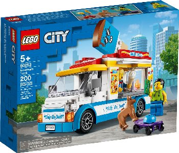 LEGO City Great Ice-Cream Truck (60253)