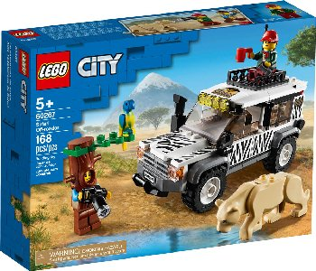 LEGO City Great Safari Off-Roader (60267)