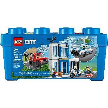 LEGO City Police Brick Box (60270)