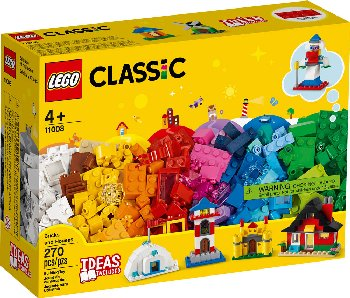 LEGO Classic Bricks and Houses (11008)
