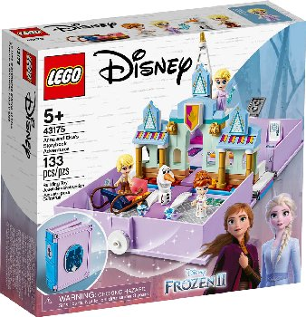 LEGO Disney Anna and Elsa's Storybook Adventures (43175)