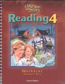 Reading 4 Teacher Worktext (2nd Edition)