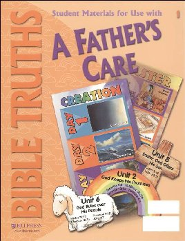 Bible Truths 1 Student Materials Packet 3ED