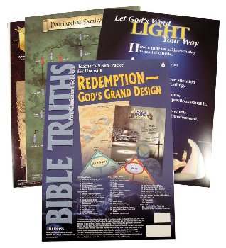 Bible Truths 6 (Redemption) Visual Packet