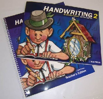 Handwriting 2 Home School Kit 2ED