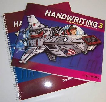 Handwriting 3 Home School Kit 2ED